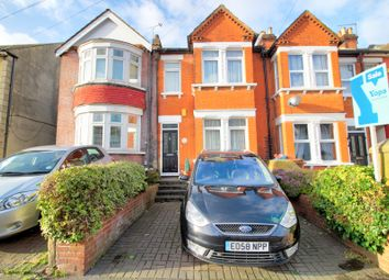 Thumbnail 3 bedroom terraced house for sale in Nelson Road, Gillingham