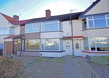 Thumbnail 2 bed terraced house to rent in Sherwood Park Avenue, Sidcup
