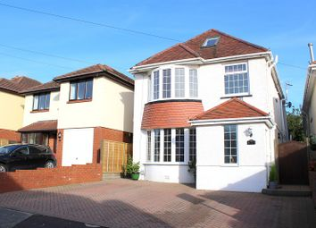 Thumbnail 4 bedroom detached house for sale in Lady Housty Avenue, Newton, Swansea