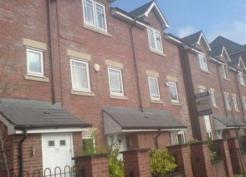 Thumbnail 4 bed terraced house to rent in Chorlton Road Hulme, Manchester, Lancashire