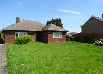 Thumbnail 3 bed detached bungalow for sale in Hall Lane, Whitwick, Leicestershire