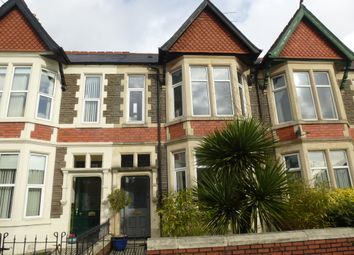 Thumbnail 4 bedroom terraced house for sale in Cathedral Road, Cardiff