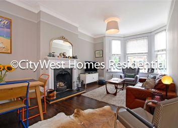 Thumbnail 3 bed flat to rent in Fernhead Road, Fernhead Road, Lydford Estate, London