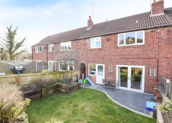 Thumbnail 3 bed terraced house for sale in Lotherton Lane, Aberford, Leeds
