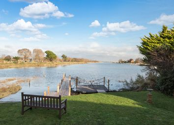 Thumbnail 3 bed detached bungalow for sale in Southwood Road, Hayling Island