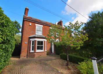Thumbnail 3 bed semi-detached house for sale in London Road, Wymondham
