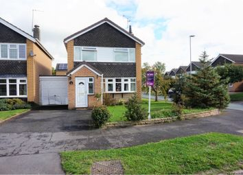 Thumbnail 3 bed detached house for sale in Greenhill Lane, Stafford
