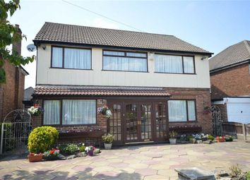 Thumbnail 4 bed detached house for sale in Parr Lane, Unsworth, Bury