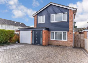 3 bed detached house for sale in Corbett Road, Waterlooville PO7