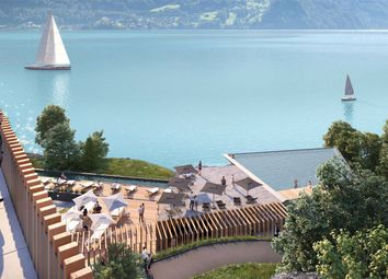 Thumbnail 1 bed apartment for sale in Swiss Luxury Apartments, Lake Brienz, Interlaken