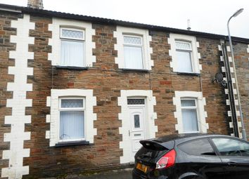 Thumbnail 3 bed terraced house for sale in Taff Street, Ferndale