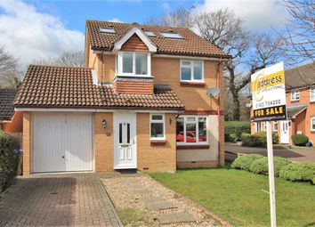 Thumbnail 4 bed detached house for sale in Winnet Way, Southwater, Horsham