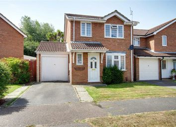 Thumbnail 3 bed detached house for sale in Swallows Green Drive, Worthing, West Sussex