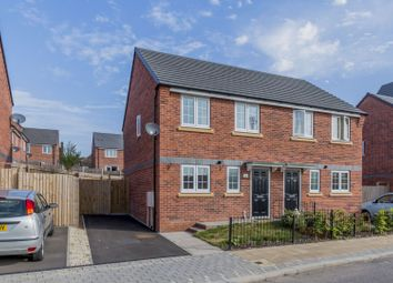 Thumbnail 3 bed semi-detached house for sale in Commercial Road, Stoke-On-Trent