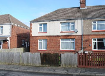 Thumbnail 4 bed semi-detached house for sale in Coleridge Road, Chilton, Ferryhill, County Durham