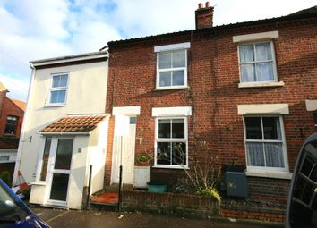 Thumbnail 2 bedroom terraced house to rent in Copeman Street, Norwich