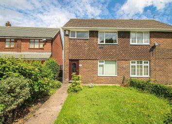 Thumbnail 3 bedroom semi-detached house for sale in Watling Street, Brownhills, Walsall