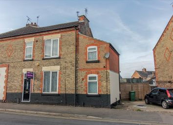 Thumbnail 2 bedroom terraced house for sale in Canal Street, Wigston