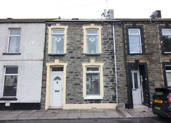 Thumbnail 2 bed terraced house for sale in Glyn Terrace, Tredegar