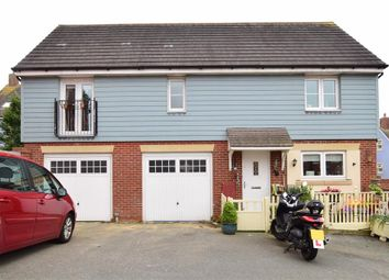 Thumbnail 3 bed semi-detached house for sale in Haven Close, East Cowes, Isle Of Wight