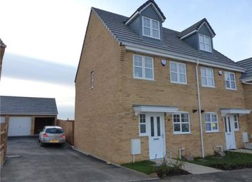 Thumbnail 3 bedroom semi-detached house to rent in Steeple Way, Rushden