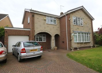 Thumbnail 5 bed detached house for sale in Redrock Road, Spinneyfield, Rotherham, South Yorkshire