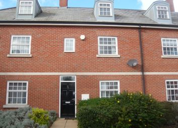 Thumbnail 4 bed town house to rent in Hamilton Mews, Town Centre, Doncaster