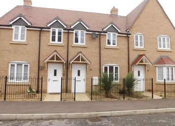 Thumbnail 3 bed terraced house for sale in Sanger Avenue, Biggleswade, Bedfordshire
