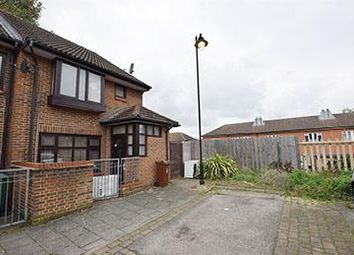 Thumbnail 3 bed end terrace house for sale in Magnolia Close, London