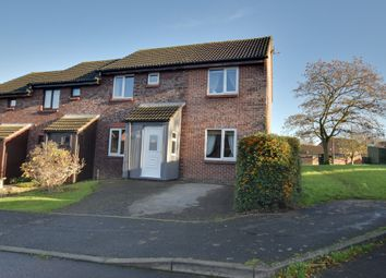 Thumbnail 4 bed end terrace house for sale in Danvers Way, Westbury, Wiltshire