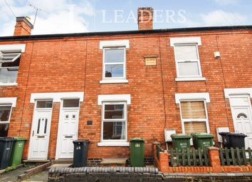 Thumbnail 4 bed terraced house to rent in Blakefield Road, Worcester