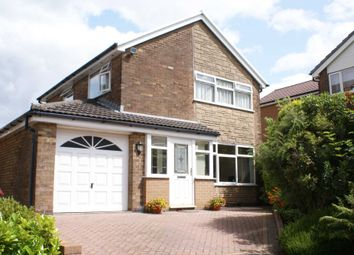 Thumbnail 3 bed detached house for sale in Ash Grove, Harwood, Bolton