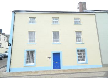 Thumbnail 2 bed flat to rent in Hamilton Terrace, Milford Haven, Pembrokeshire.