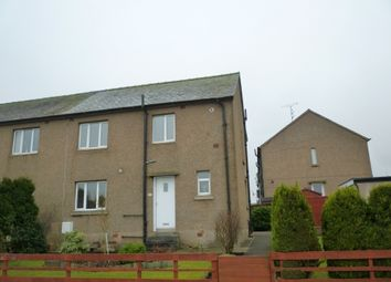 Thumbnail 4 bed semi-detached house for sale in 11 Craig Drive, Kelloholm, By Sanquhar, Dumfriesshire, 6Rr