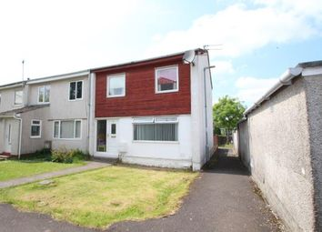 Thumbnail 3 bed terraced house for sale in Eider Grove, Greenhills, East Kilbride, South Lanarkshire