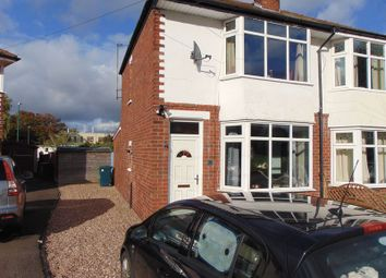 Thumbnail 2 bed semi-detached house for sale in Rydal Avenue, Shrewsbury