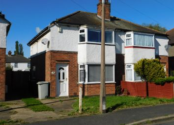 Thumbnail 3 bed semi-detached house for sale in Burlington Road, Skegness