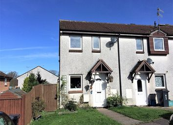 Thumbnail 2 bed end terrace house for sale in Spindlewood Close, Honiton