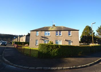 Thumbnail 2 bed flat to rent in Hazelbank Gardens, Stirling