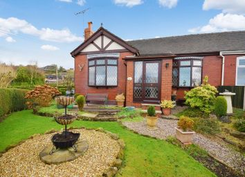 Thumbnail 3 bed semi-detached bungalow for sale in Red Lane, Baddeley Edge, Stoke-On-Trent