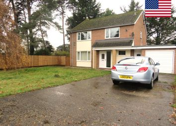 Thumbnail 4 bedroom link-detached house to rent in St Helena Walk, Mildenhall, Bury St. Edmunds