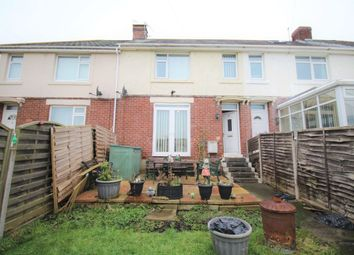 Thumbnail 3 bed terraced house for sale in The Crescent, Chester Moor, Chester Le Street