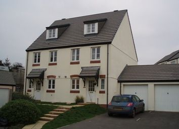 Thumbnail 3 bed semi-detached house for sale in Cherry Tree Road, Axminster