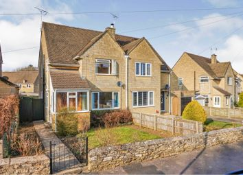Cotswold Avenue, Cirencester GL7. 3 bed semi-detached house for sale