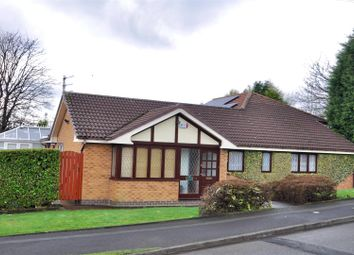 Thumbnail 3 bed detached bungalow for sale in Walkerwood Drive, Stalybridge