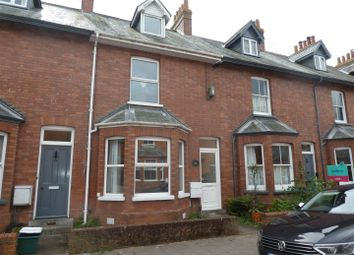 Thumbnail 4 bed terraced house to rent in Queen Street, Tiverton