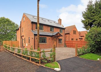Thumbnail 5 bed detached house for sale in Watery Lane, Astrope, Tring