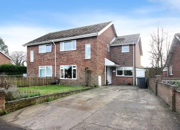 Thumbnail 4 bed semi-detached house for sale in School Road, Potter Heigham, Great Yarmouth