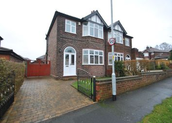 Thumbnail 3 bed property to rent in Stetchworth Road, Walton, Warrington