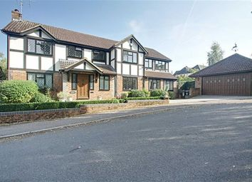 Thumbnail 5 bed detached house to rent in Highfields, Love Lane, Kings Langley
